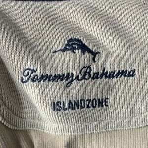 Tommy Bahama Sweaters - 🎄 Tommy Bahama Island Zone Half ZIP Sweater Sz. L